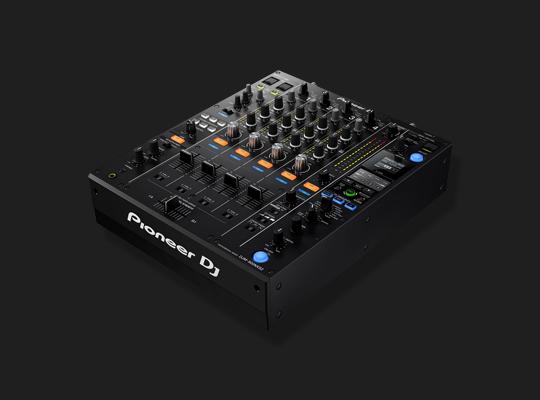 Mesas de Mistura DJ
