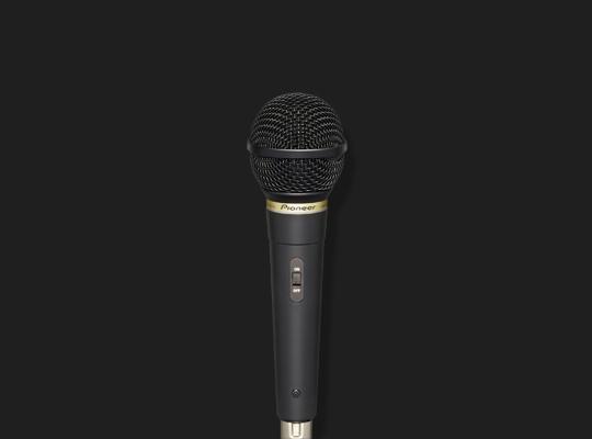 Microfones DJ